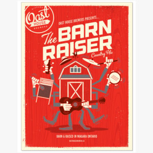 Oast_Barnraiser_3Col_screend_poster